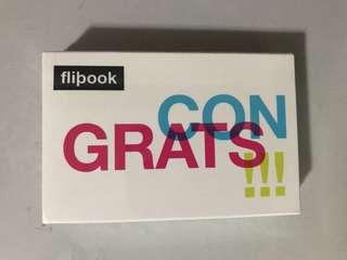 Gift - flipbook congrats
