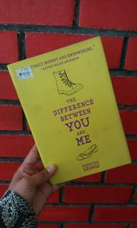 Novel - The Difference Between You & Me