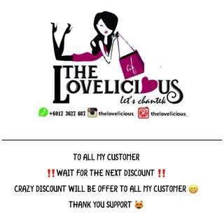 THELOVELICIOUS ‼️