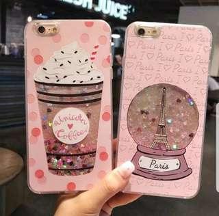Paris & Coffee phone case