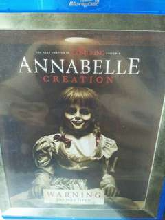 Annabelle creation movie Blu-ray