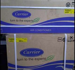 Carrier split type Aircon (rush rush rush)