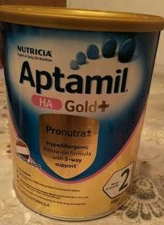 Aptamil gold+ stage 2 #800g