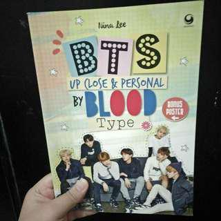 BTS blood type