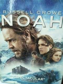 Noah movie Blu-ray