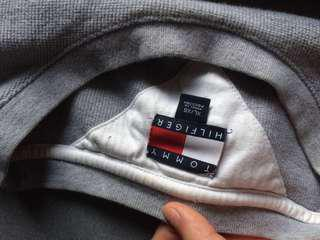 Tommy Hilfiger shirt grey