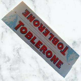Toblerone (White Chocolate)