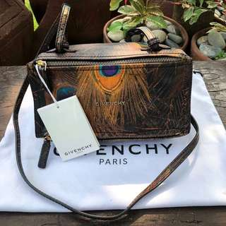 Authentic Givenchy pandora mini