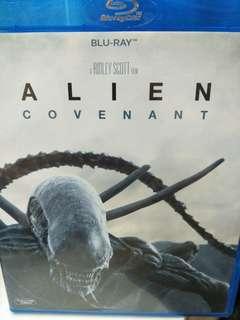 Alien covenant movie Blu-ray