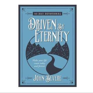 BN: DRIVEN BY ETERNITY