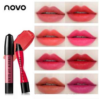 Novo smooth lip glaze