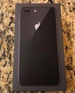 Iphone 8 plus-256gb