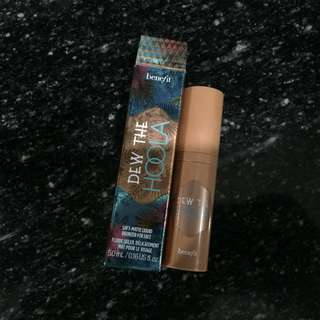 Dew the hoola liquid bronzer from benefit