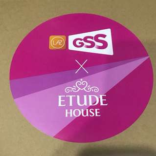 Etude House Lazada GSS Surprise Box