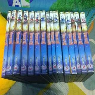 DVD Ultraman Tiga