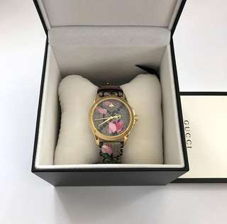 gucci Timeles bloom. 38mm