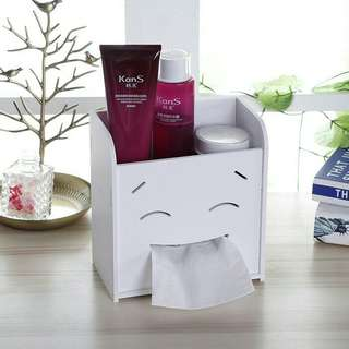 DIY 2IN1 KOTAK TISU KOSMETIK BOX / TISSUE COSMETIC TEMPAT