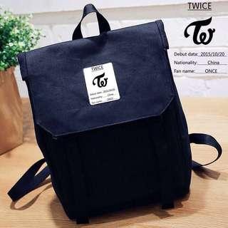 Twice Handy Bag / Backpack / School Bag