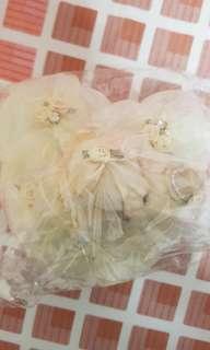 [BN] Wedding Ring Pillow