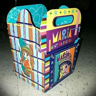 漫畫人物公仔禮物盒 Comic Gift Box