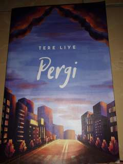 Novel Tere Liye Baru