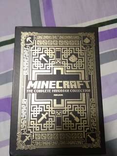 Minecraft complete collection with one updated edition