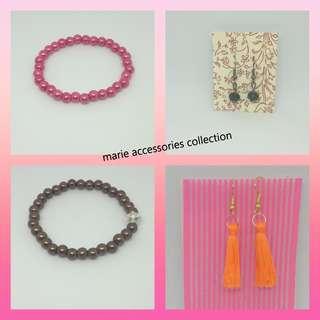 earring/bracelet