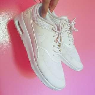 Authentic Nike Triple White Airmax Thea