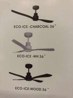 "Fanco Eco Ice 36"" DC fan offer"