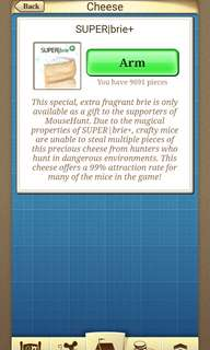 🚚 Cheapest Mousehunt SB+/Gold