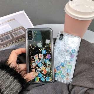 *NEW* Quicksand gliter iphone 6/6s / 6+ /6s+