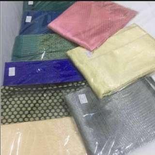 Songket Thai silk kain pasang butik clearance