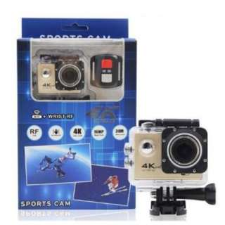 (FREE SHIPPING)Action Cam HD F60R 4K