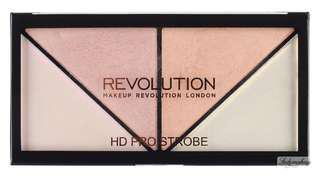 Makeup Revolution Pro Strobe Highlighter Palette