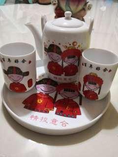 Wedding Tea sets