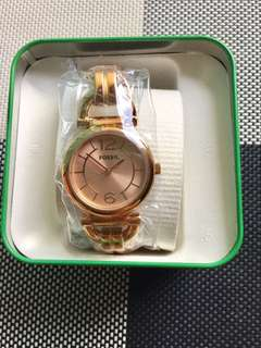 Authentic Fossil Watch for Women
