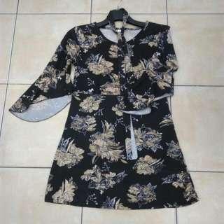 翠花连衣裙