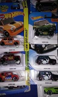 Hot wheels honda civic s2000 datsun