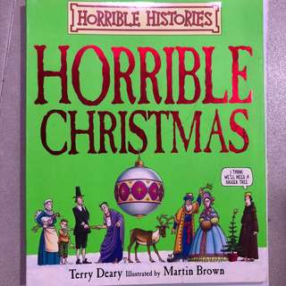 Horrible Science - Horrible Christmas