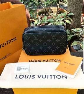 Authentic Louis Vuitton Eclipse pm