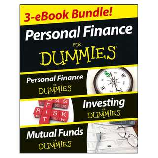 Personal Finance For Dummies by Eric Tyson [eBook]