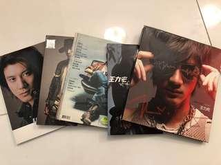 Wang Lee Hom CD Albums