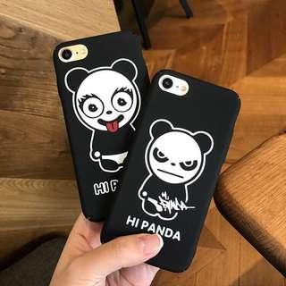 🌼C-1213 Cute Panda Case Case🌼