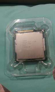CPU Intel I5-2400二手 送散熱器