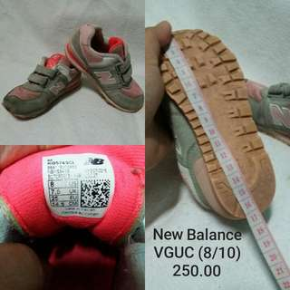 Authentic New Balance Preloved