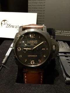 PANERAI LUMINOR 二手