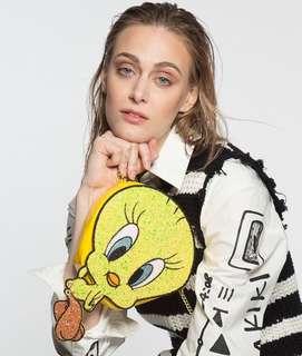 Danielle Nicole X 華納兄弟 Looney Tunes Tweety Bird 斜背包