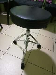 brandnew drum throne