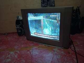Tv tabung merek LG 500 nego