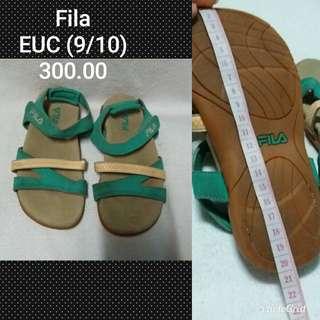 Authentic Fila sandals